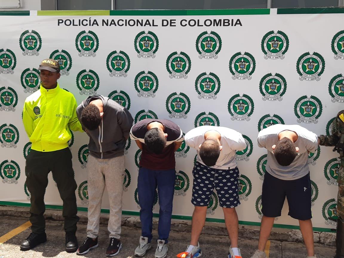 """Photo of En Casanare, Cayó banda """"los cannabis"""""""