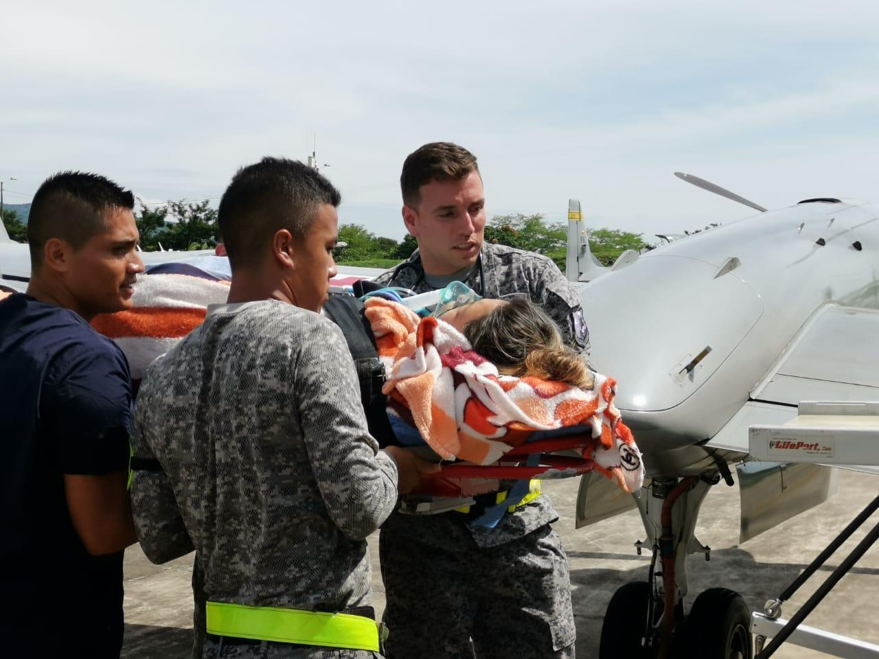 Photo of Joven que sufrió grave accidente de tránsito fue traslada en avión a Bogotá