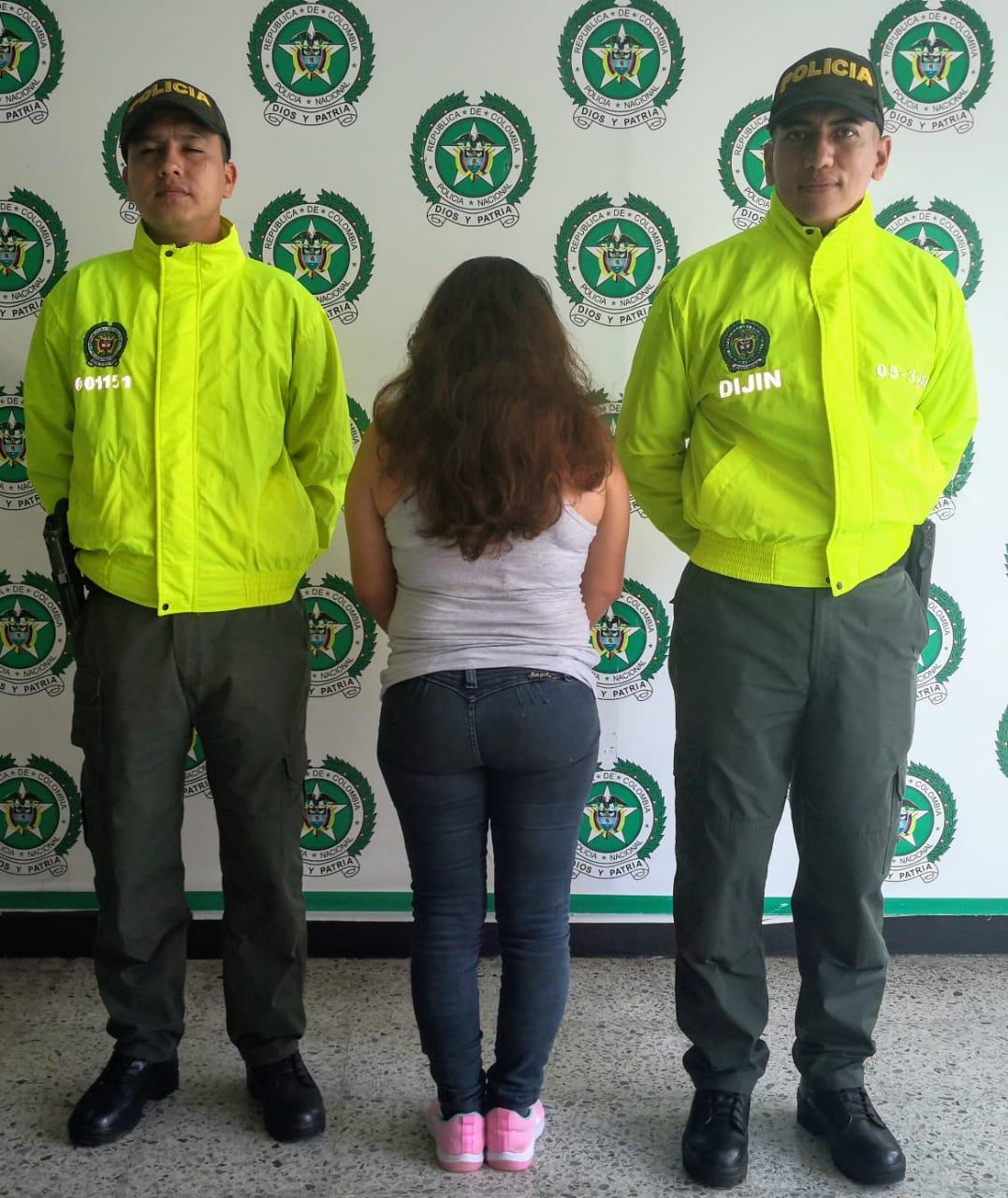 Photo of SIJIN Casanare, capturó a una mujer por el delito de hurto calificado y agravado en Yopal