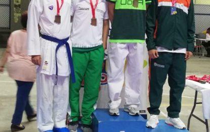 Con medallas de oro Unitrópico cierra su presentación en los juegos ASCUN