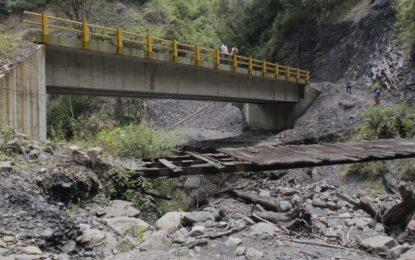 Puente la Quilambría en La Salina, nominado al premio Regalías Bien Invertidas