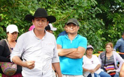 Inconformismo en la vereda Balconcitos de Yopal