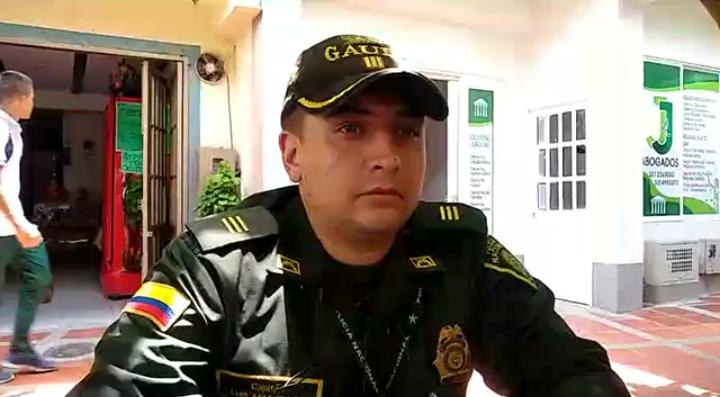 Photo of Gaula de la Policía Casanare, realiza campaña contra la extorsión