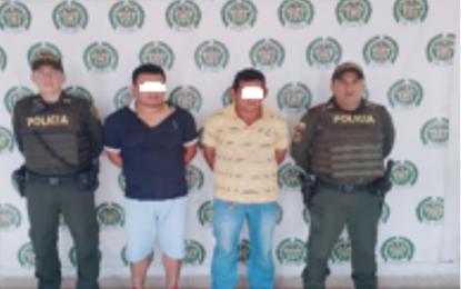 9 capturas durante el fin de semana en Casanare