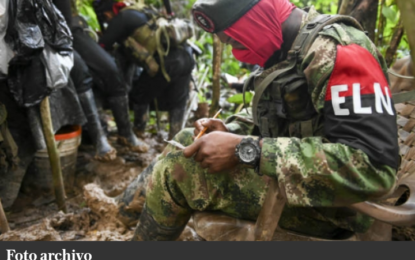 Autoridades revelan otras pruebas de nexos del Eln con el régimen de Maduro