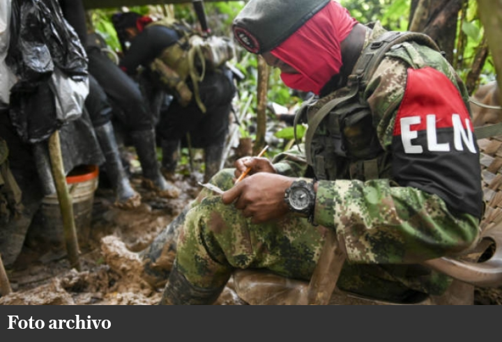 Photo of Autoridades revelan otras pruebas de nexos del Eln con el régimen de Maduro