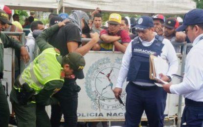 Deportados 73 ciudadanos venezolanos por cometer acciones delictivas y contravenciones en Yopal