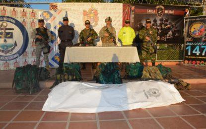 En Arauca, guerrillero y un soldado profesional muertos en combate