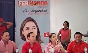 Photo of Fernanda Salcedo debe ser la Alcaldesa de Yopal : Miguel Ángel Sánchez Secretario General Partido Liberal