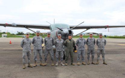 Nuevas tripulaciones para el Equipo C-208 Caravan