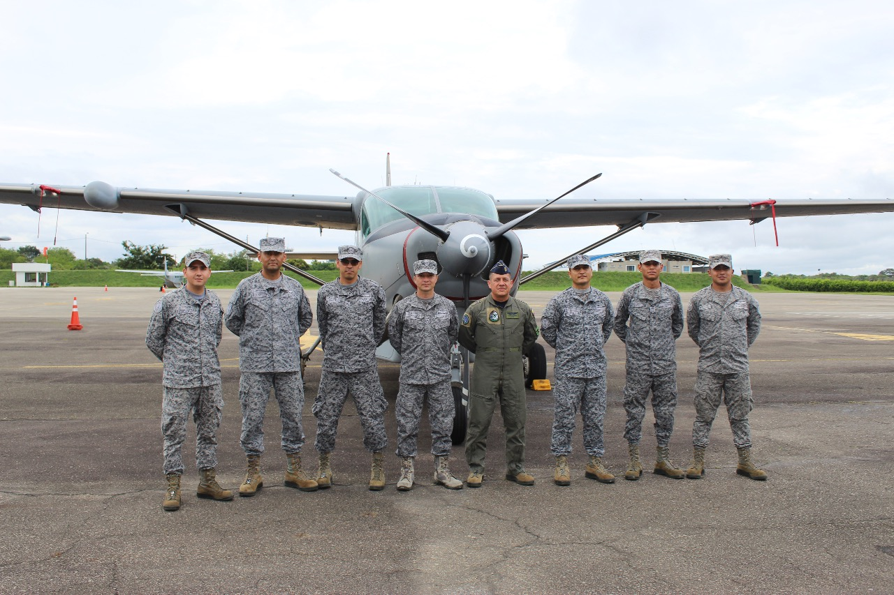 Photo of Nuevas tripulaciones para el Equipo C-208 Caravan