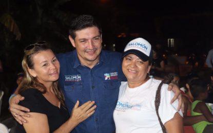 En Yopal y Aguazul, Salomón Sanabria consolida su propuesta política