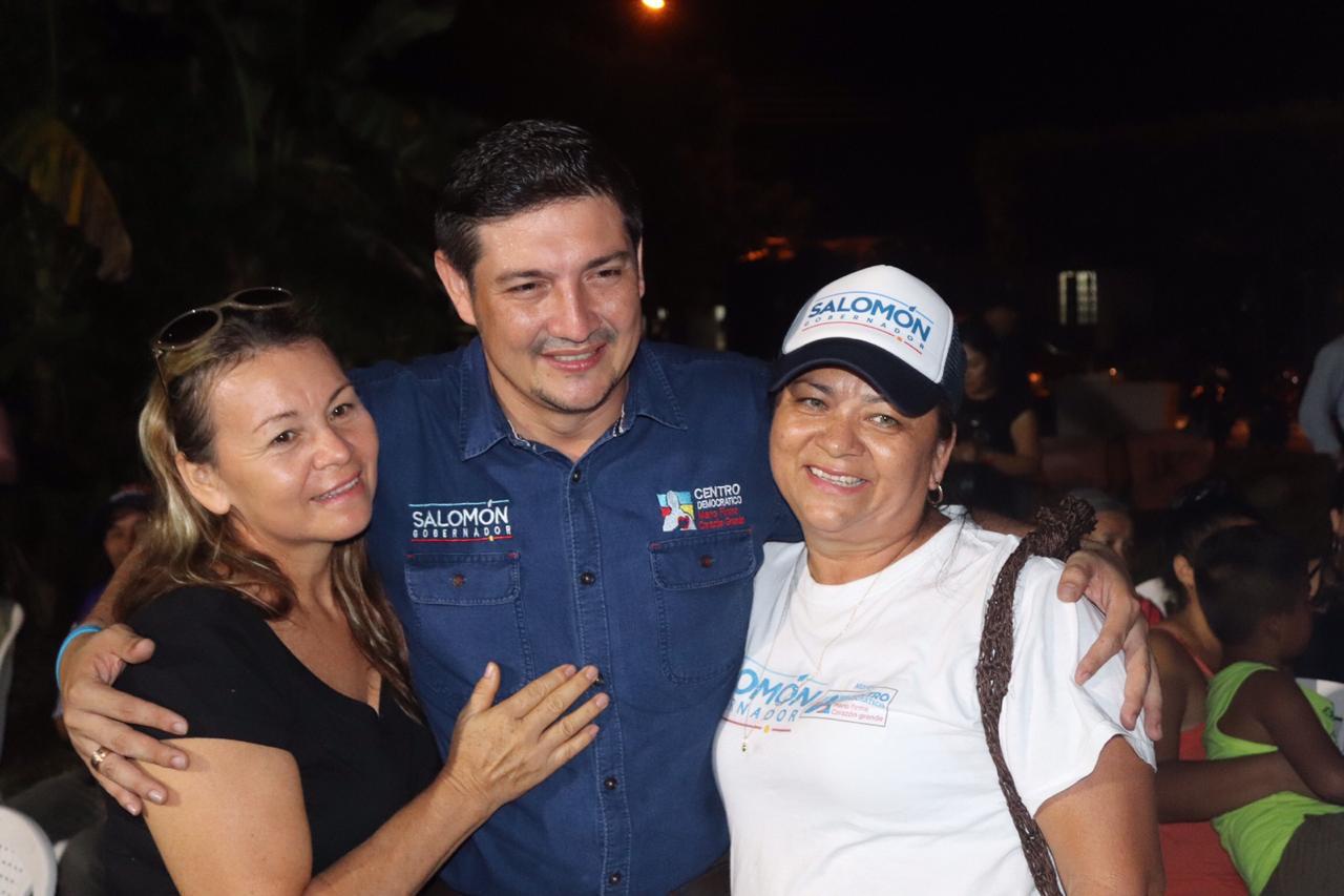 Photo of En Yopal y Aguazul, Salomón Sanabria consolida su propuesta política