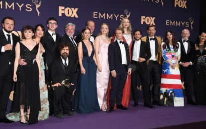"""""""Juego de Tronos"""" se lleva su último Emmy y """"Fleabag"""" sorprende"""