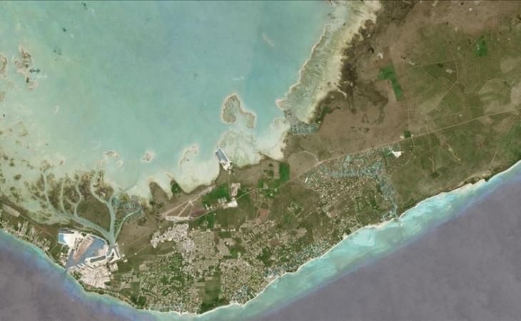 Photo of Esta imagen muestra que el 60% de la isla Gran Bahama está bajo el agua