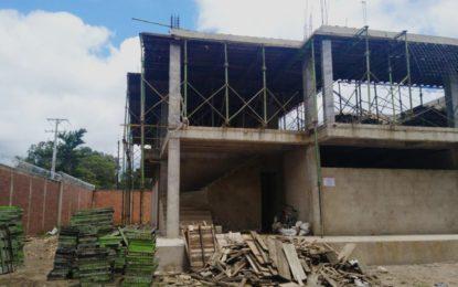 Obras en construcción fueron selladas en el sector de La Pedrera, en Yopal