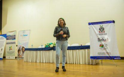 """""""No se debe promover el consumo de licor en los niños y adolescentes"""", Anyela Forero"""