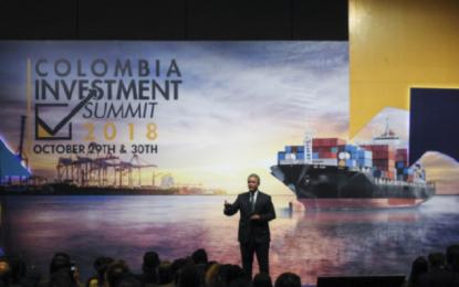 10 empresas extranjeras invertirán más de US$1.000 millones en el país