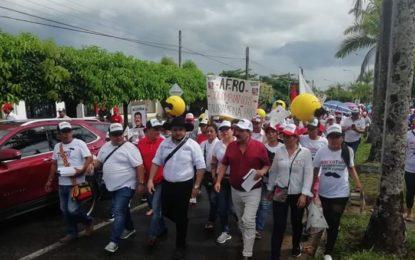 """""""Mi verdadera alianza es con el pueblo"""": Marco Tulio Ruiz"""