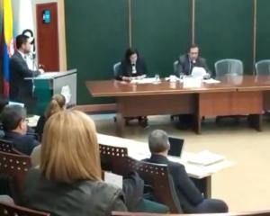 Consejo Nacional Electoral definirá en próximos días situación de inscripción de Salomón Sanabria