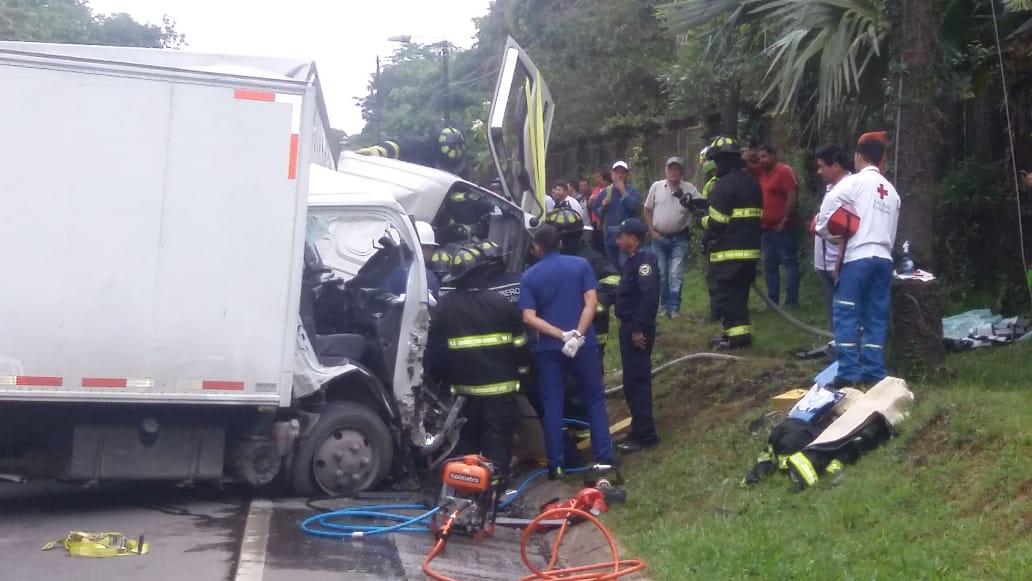 Photo of Fuerte accidente de tránsito en la vía Yopal – Aguazul