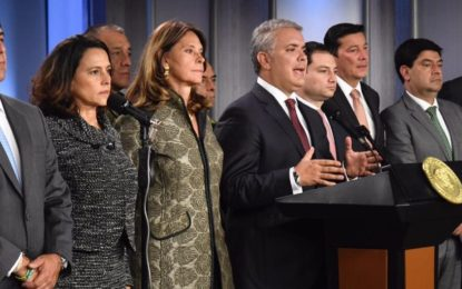 Gobierno Nacional adoptó medidas para garantizar las elecciones del 27 de octubre en el país