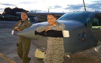 Hermanas Ávila: Una Familia Aérea