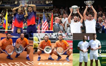 Cabal y Farah terminan el 2019 como los mejores del mundo