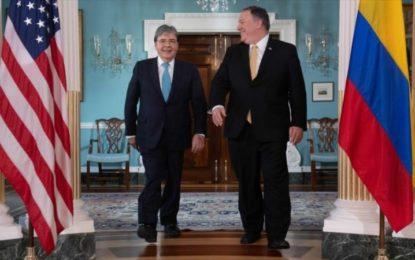 US$123 millones más de EU a Colombia para lucha antidrogas