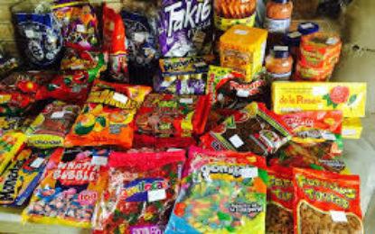 Cuidado con el consumo de dulces este 31 de octubre