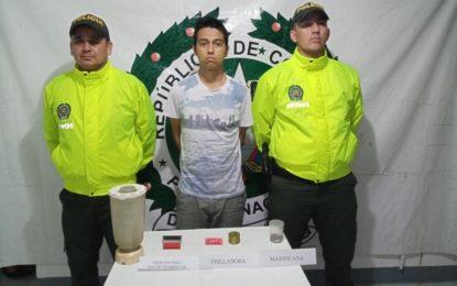 En allanamiento fue capturado un hombre en Tauramena