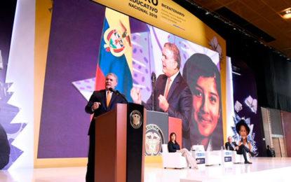 Histórica inversión para la educación en Colombia