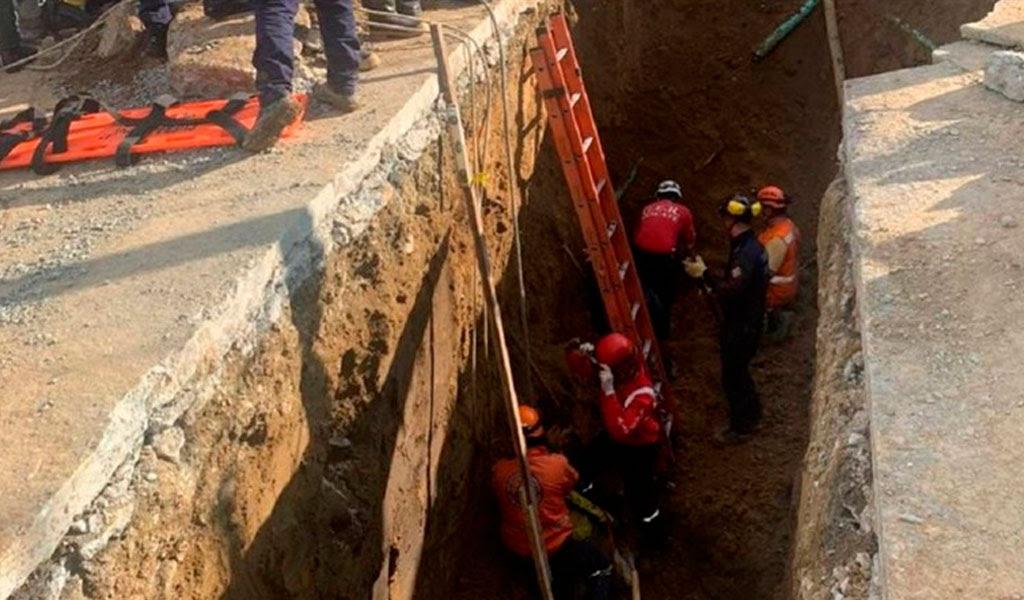 Photo of Obreros de Manizales quedaronn sepultados tras deslizamiento
