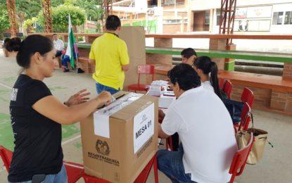 Medidas adoptadas en Yopal para la Jornada Electoral del 27 de octubre