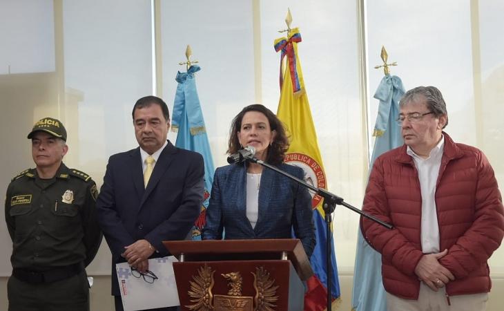 Photo of Gobierno refuerza medidas de seguridad ante paro nacional