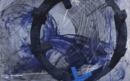 """Imagen Inasible, arte geométrico que """"cambia en el tiempo"""""""