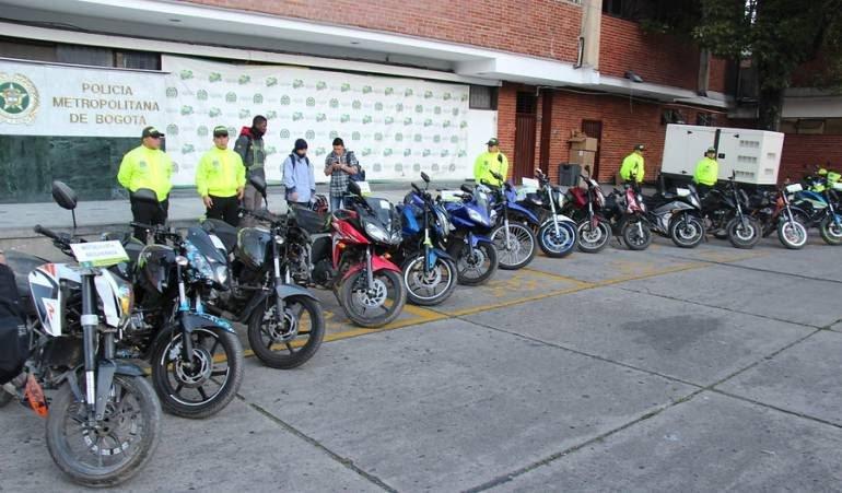 Photo of Cae banda que robaba motos en sólo 47 segundos en Boyacá y Casanare