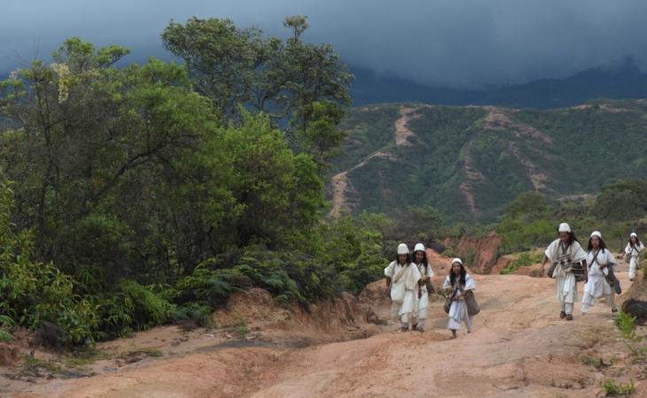 Photo of Primera sede de la Registraduría en un pueblo indígena