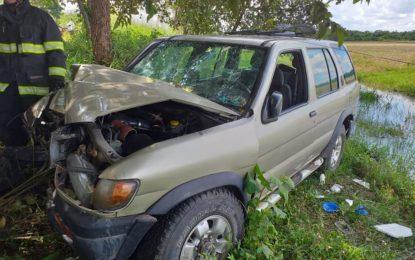 Directora de UNAB de Yopal sufrió fuerte accidente de tránsito