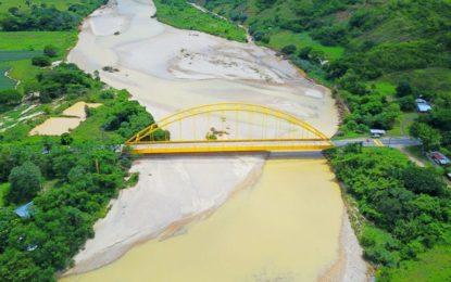 Este jueves, 3 horas durará cerrada la vía en el puente Chitamena de Tauramena