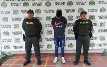 En Paz de Ariporo, un Venezolano herido y uno capturado