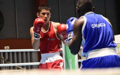 Casanare ganó la primera pelea en Cartagena