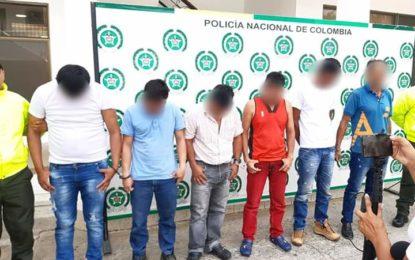 En Casanare, fueron capturados presuntos agresores sexuales