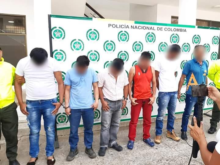 Photo of En Casanare, fueron capturados presuntos agresores sexuales