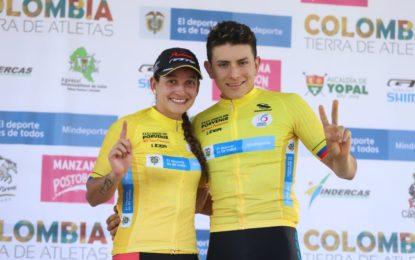 Resultados de la primera etapa de la vuelta porvenir y Tour femenino
