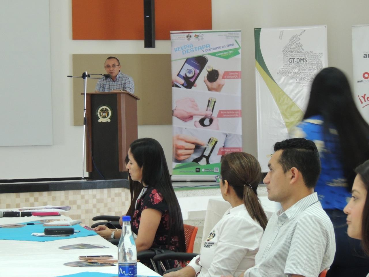 Photo of Se realizó Comité interinstitucional del programa Anticontrabando de Casanare