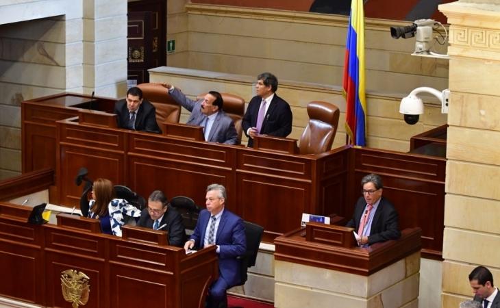 Photo of Por falta de quórum no se debatió reforma tributaria