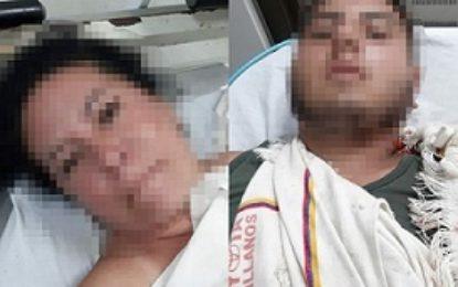 En Tauramena, dos personas fueron Baleadas