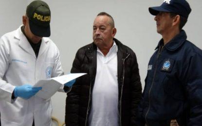 Esmeraldero Horacio Triana aceptó cargos por narcotráfico