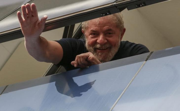 Photo of Expresidente Lula sale de la cárcel de Curitiba